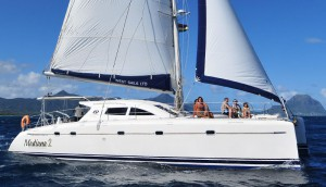 Luxury Catamarn Charters - Black River, Mauritius
