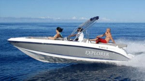 Speed Boat Trips Mauritius